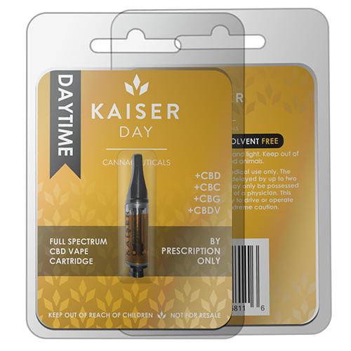 Daytime CBD Vape Cartridge