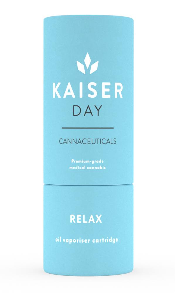 RELAX - Kaiser Day Cannaceuticals