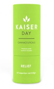 relief 2Kaiser Day Cannaceuticals