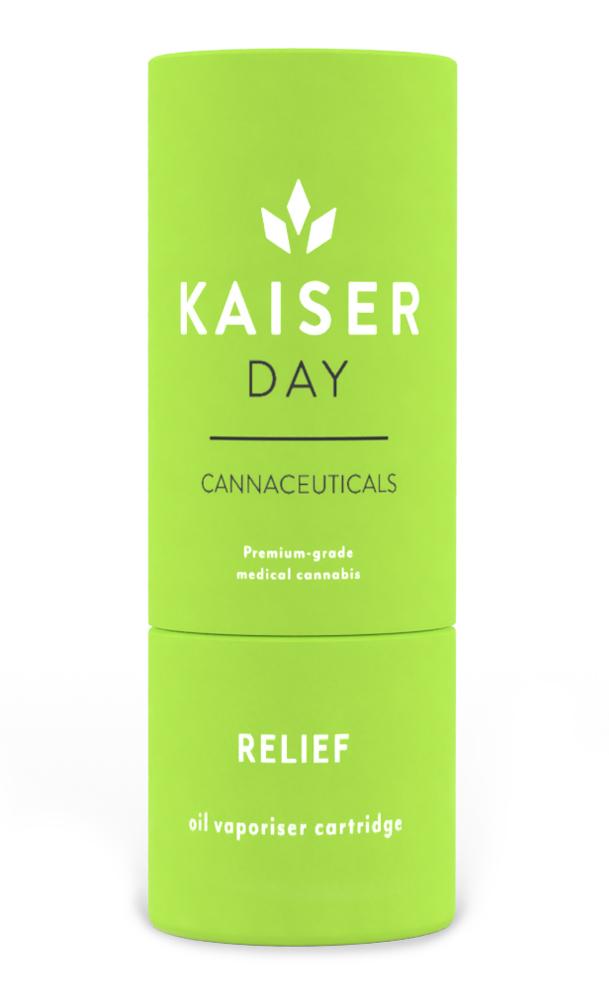 RELIEF - Kaiser Day Cannaceuticals