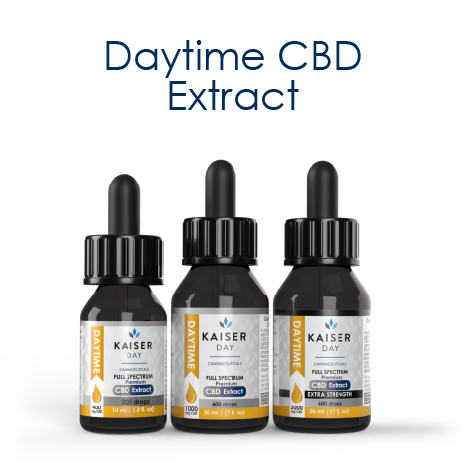 Daytime CBD Extract