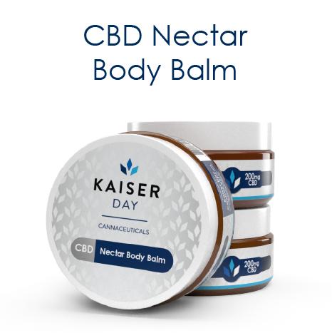 CBD Nectar Body Balm