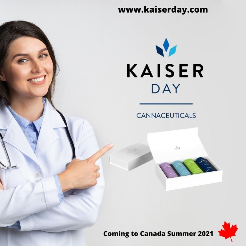 Kaiser Day Cannaceuticals Brings Pharmaceutical-Grade, Terpene-Rich Cannabis Medicine to Canada