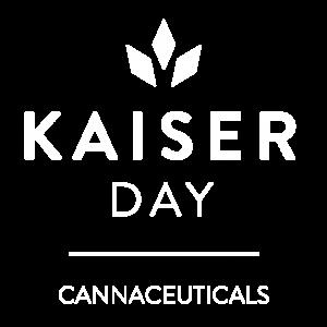 Kaiser Day Logo Colour Cannaceuticals white 01 300x300 1